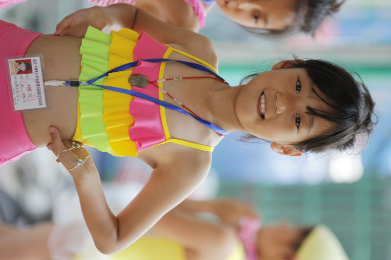 2015年咸阳游泳馆学习
