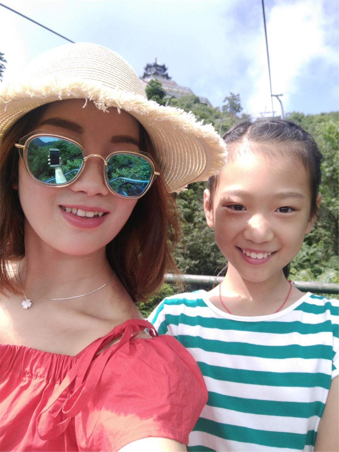 2017年暑假荆州/张家界旅游记